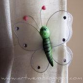 Fermatende farfalla
