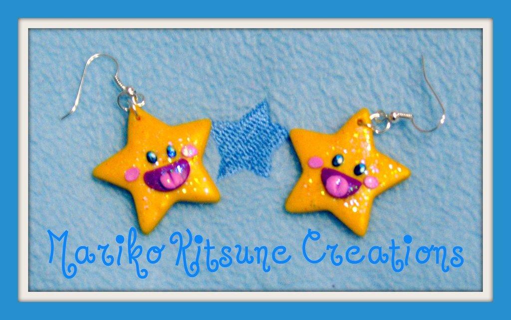 Orecchini HAPPY STARS