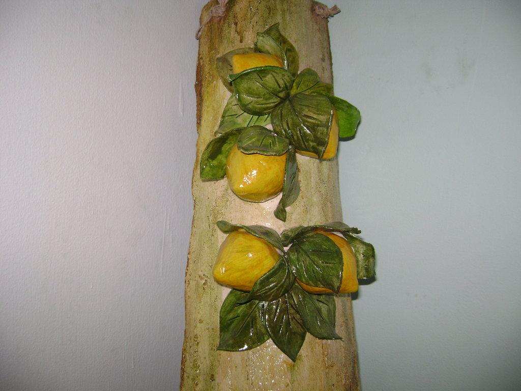 tegola con limoni