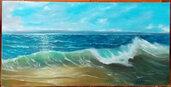 Vista sul mare