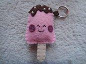 Portachiavi gelato