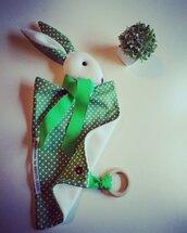 Il coniglietto verde