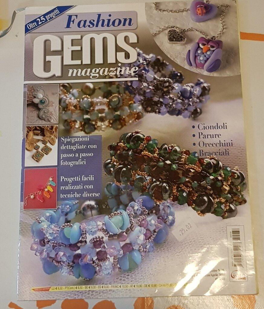 Fashion gems magazine n. 38