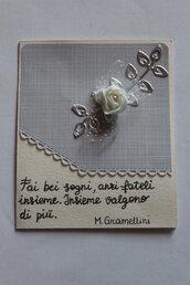 Biglietto Auguri Matrimonio - Fai Bei Sogni