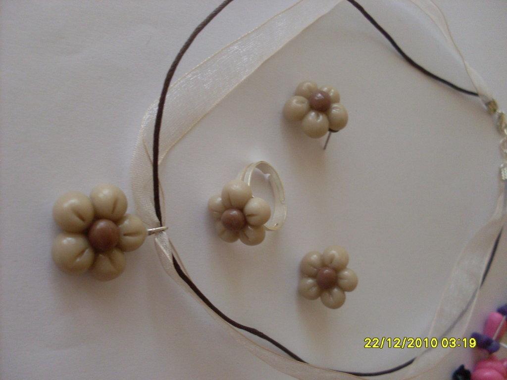 parure fiorellini