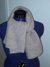 Sciarpa Tiziana in lana mohair