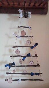 Albero di Natale da parete