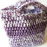 Borsa ECO-BAG, fatta a mano crochet uncinetto