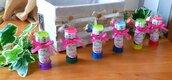 Bolle sapone bomboniere segnaposto fine serata Personalizzate Party a tema ,festa di compleanno,matrimonio,18anni,battesimo