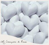 Gessi 120 gessetti profumati segnaposto cuore cuoricini matrimonio cuoricino