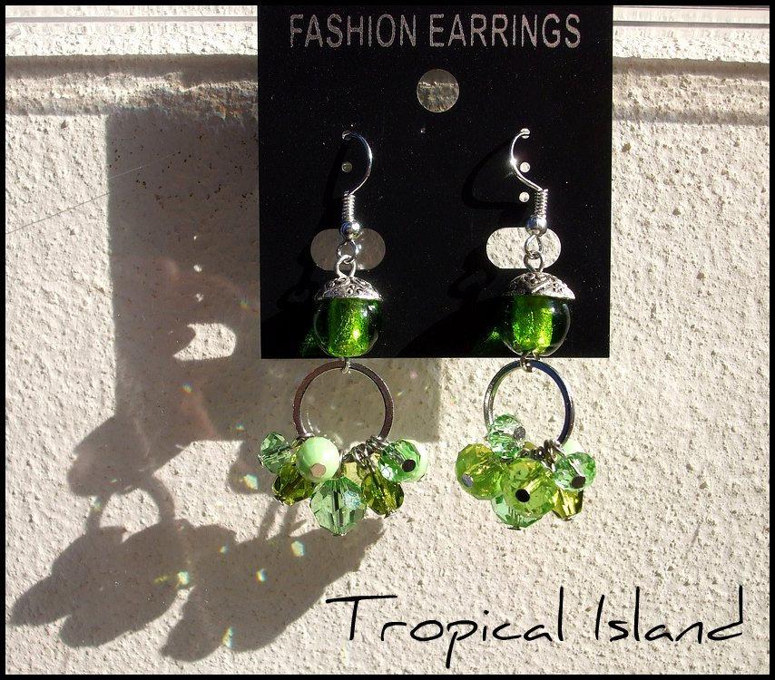Orecchini ''Tropical Island''