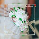 bouquet sposa a cascata