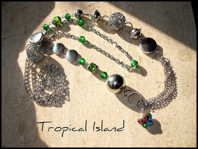 Collana ''Tropical Island''