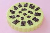 Stampo Barra di Cioccolata-Stampi in silicone-Stampi per il fimo-Stampo Gioielli-Stampi Silicone-Stampini Silicone-Stampi Fimo-SET004