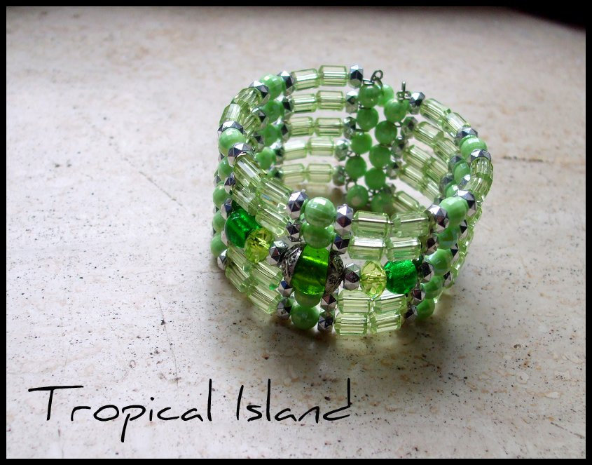 Bracciale ''Tropical Island''