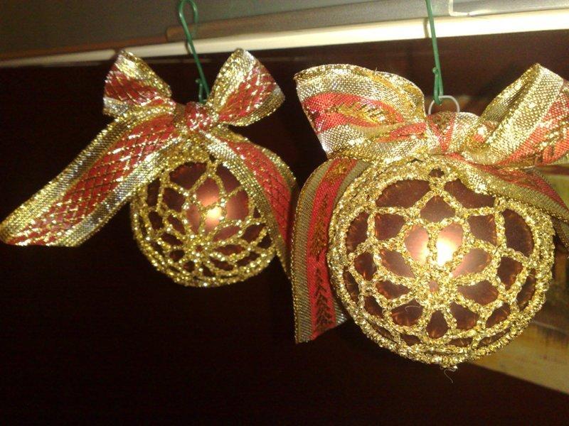 Palline Natalizie Alluncinetto Feste Natale Di Irene Vincigu