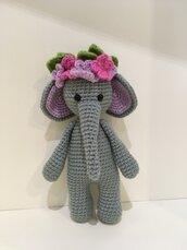 Elefantino in festa