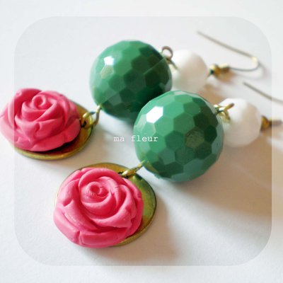 JARDIN earrings