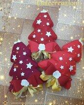 Alberello fuoriporta natalizio