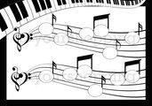 Tableau Mariage tema musica matrimonio 70x100 forex 5mm segnatavolo in omaggio