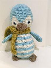 Pinguino a righe