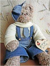 Ricciolino il piccolo orsetto
