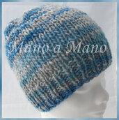 Cuffia - Grigio azzurro