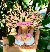 Bebè con albero della vita
