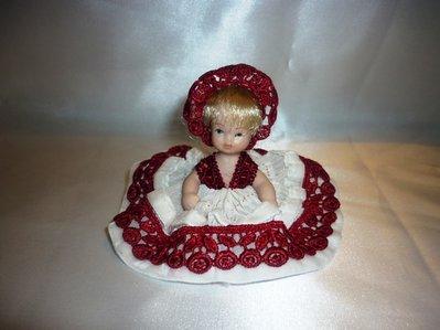 """Bambola in porcellana """"Jasmine"""""""