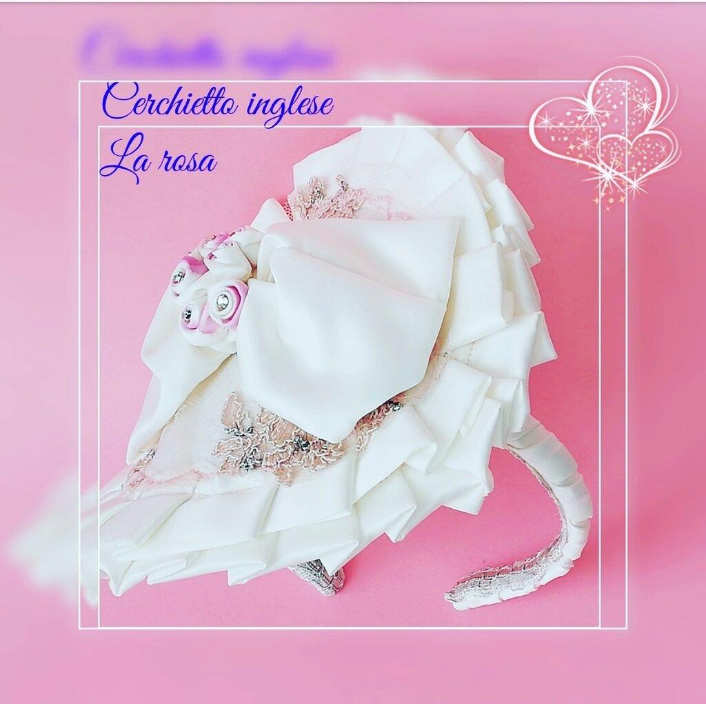 vendita calda nuovo di zecca sporco online Cerchietto elegante stile inglese - Donna - Accessori - di La Rosa ...