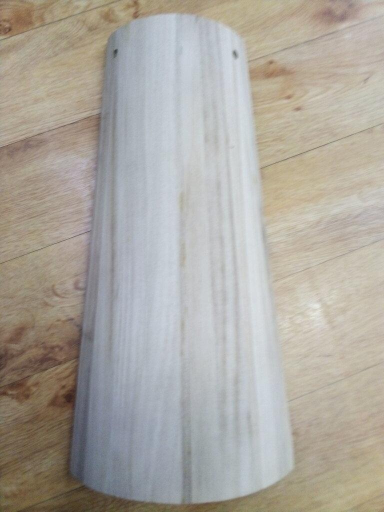 Coppi o tegole in legno