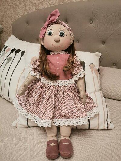 Bambola morbida Alice