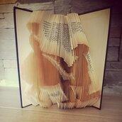 """Libro Scultura """"Proposta di Matrimonio"""""""