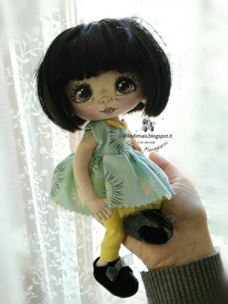 """Bambola da collezione artistica serie """"Doll collection"""""""