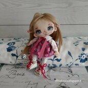 """Bambola da collezione artistica serie """"Sugar doll"""" lusso"""