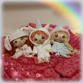 """Bambola da collezione artistica serie """"Sugar doll"""" soft"""