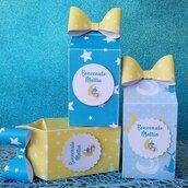 scatolina portaconfetti milk box