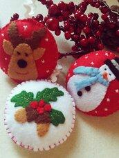Set palline natalizie