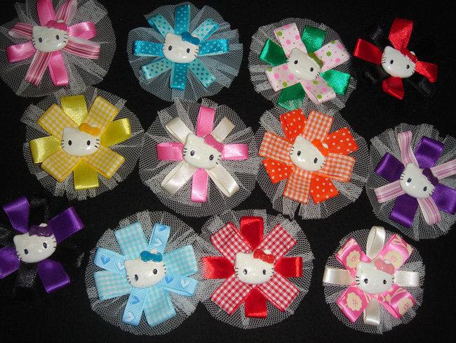 Horquillas Hello Kitty