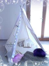 Tenda indiana gioco per bambini