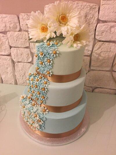Torta finta   o Dummy cake