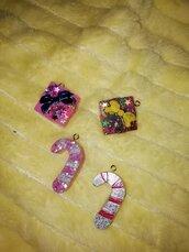 ciondolini per decorazioni natalizie