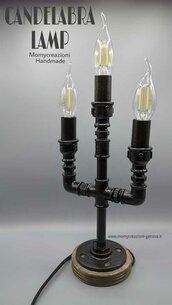 Lampada candelabro 3