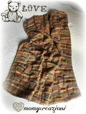 Copertine neonato lana