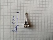 MINI TORRE EIFFEL CHARM MATERIALE CREATIVO