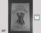 S37 corsetto shabby