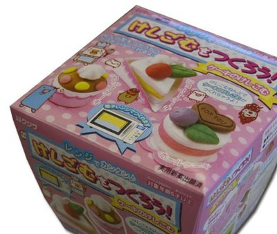 Kit eraser fuwa fuwa - KIT 2
