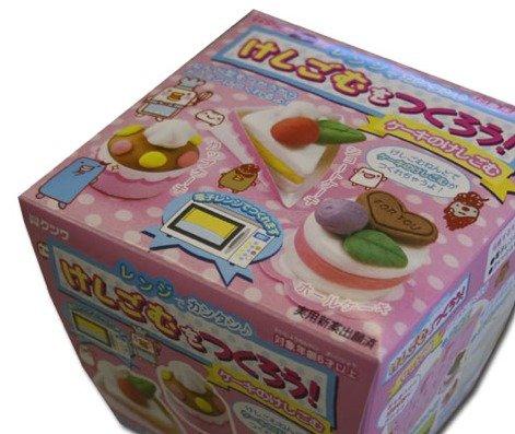 Kit eraser fuwa fuwa - KIT 2
