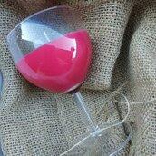 Red Wine Candela in Cera di Soia