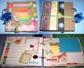 Idea Regalo! Planner Settimanale porta Appunti - HappyFlowers^^